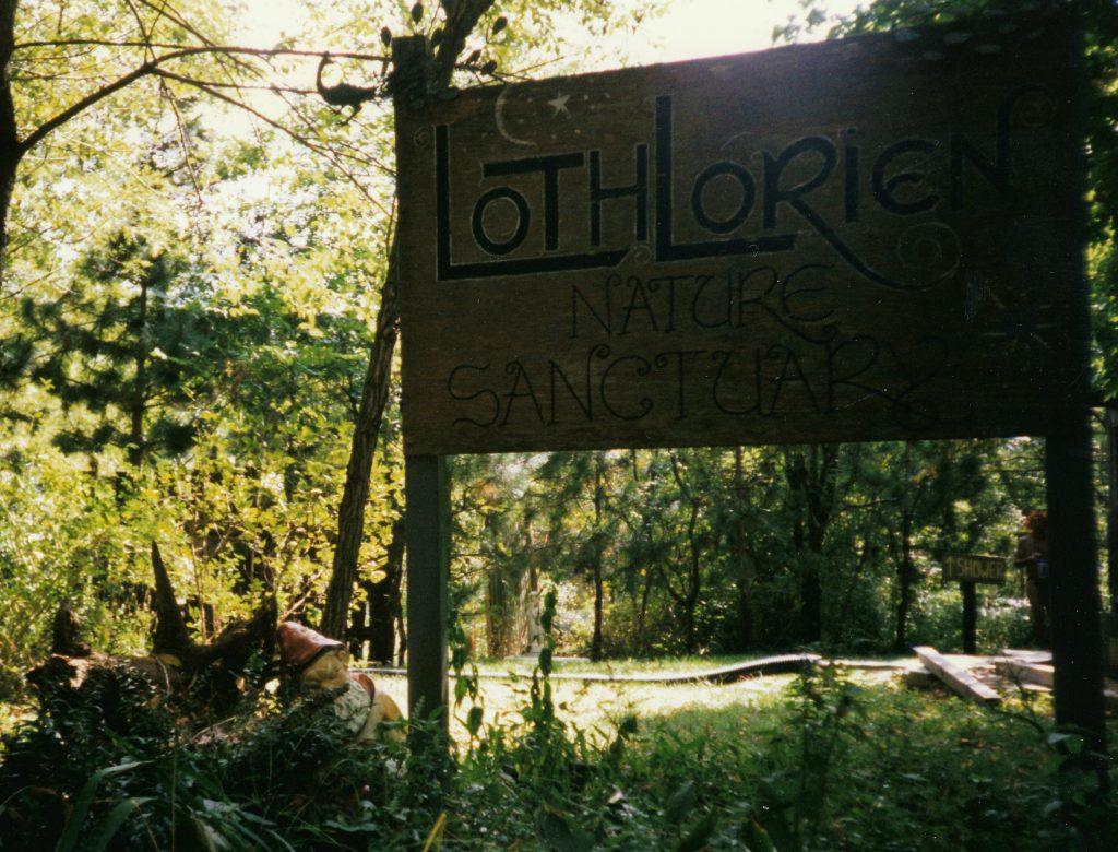 Lothlorien Sign